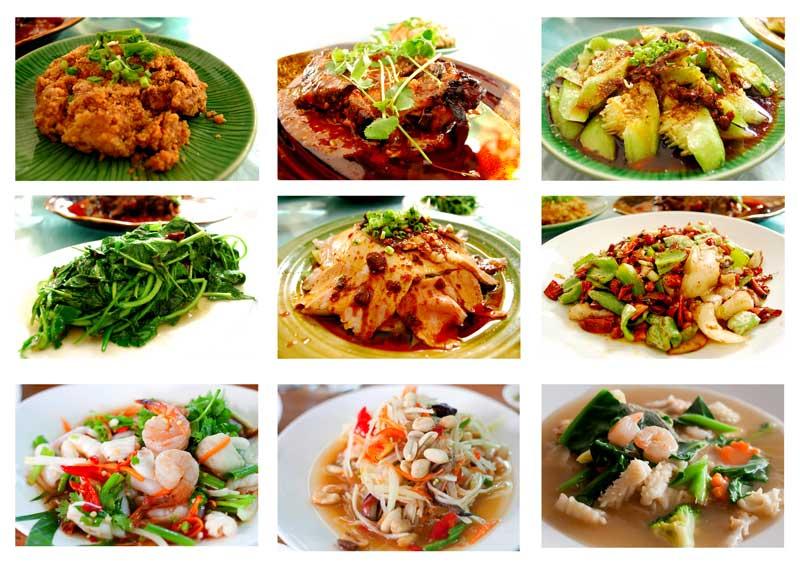 Thailand Visa Examples of Thai Food