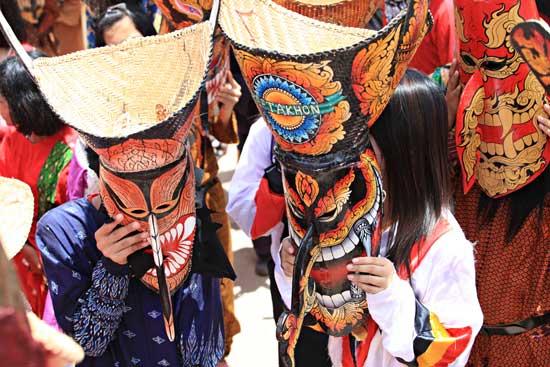 Thailand Visa Ghost Festival