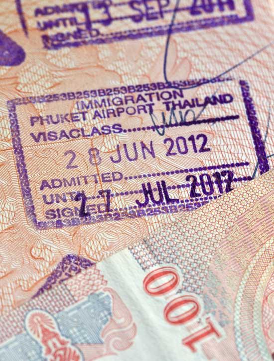 Thailand Visa - Thai Visa 5