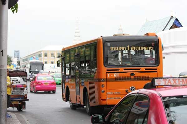 Thailand Visa Bus Bangkok