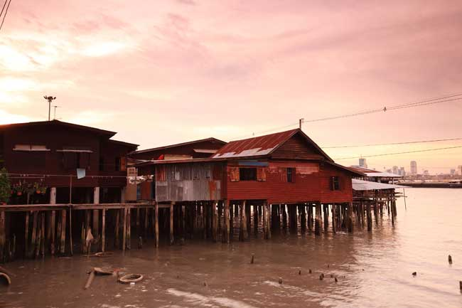 Thailand Visa Chao Praya River