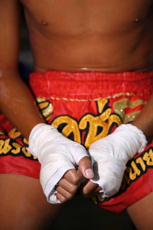 Thailand Visa Muay Thai Boxing 2