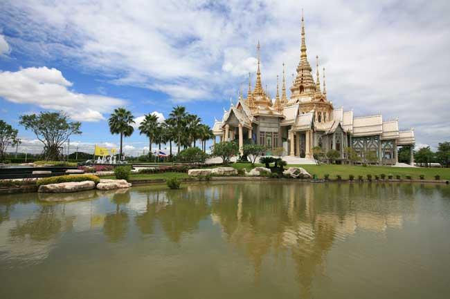 Thailand Visa Nakhon Ratchasima or Korat Photo 2