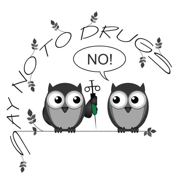 Do not do Drugs in Thaialnd