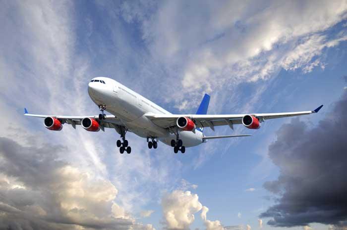 Thailand Visa Stepping Off Plane