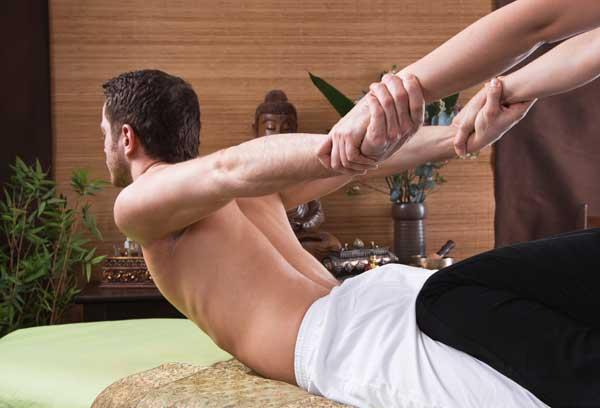 Thailand Visa - Thai Massage Photo 1