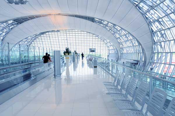 Thailand Visa Transportation Bangkok Airport