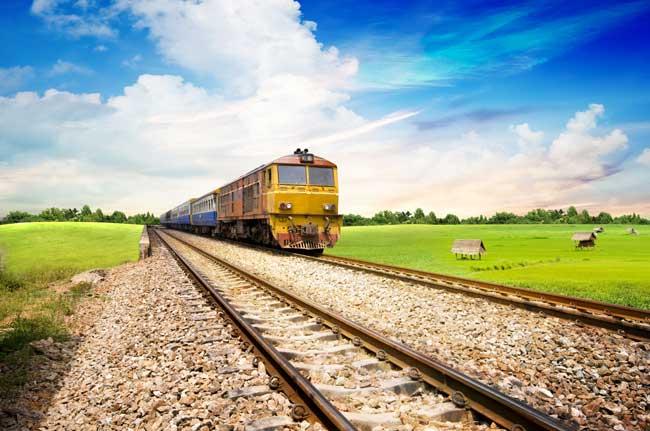 Thailand Visa Transportation Train 2